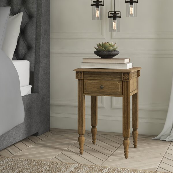 Broadway End Table By Greyleigh