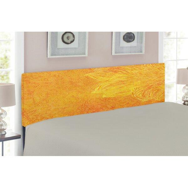 Mandala Upholstered Panel Headboard by East Urban Home