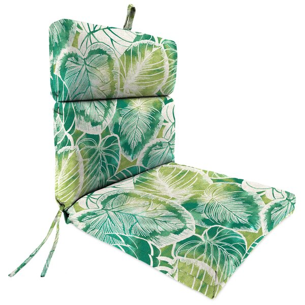 Indoor/Outdoor Dining Chair Patio Cushion by Andover Mills