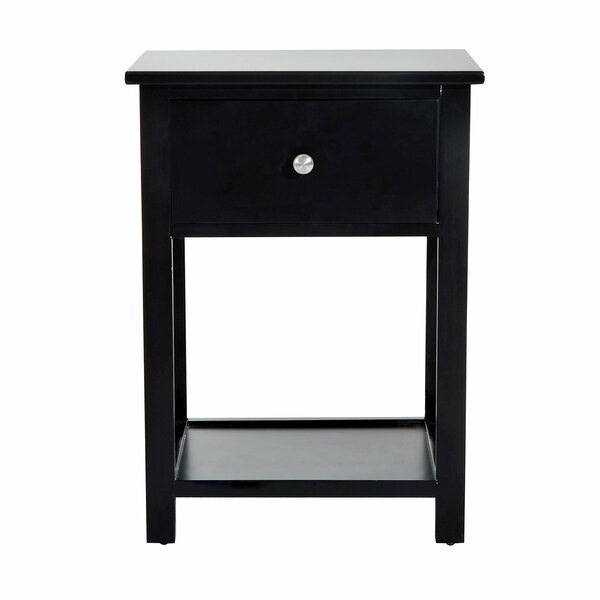 Dane End Table With Storage By Charlton Home Sale