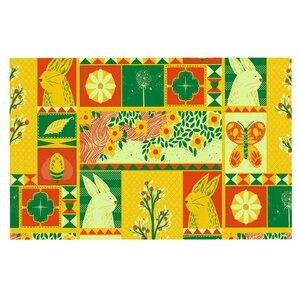 'Spring' Seasonal Decorative Doormat