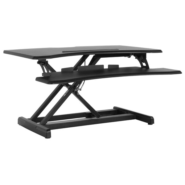 Laduke Height Adjustable Standing Desk by Symple Stuff