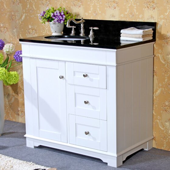 Outlook 36 Single Bathroom Vanity Set by Winston Porter