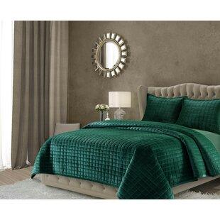 Green Quilts, Coverlets, U0026 Sets Youu0027ll Love | Wayfair