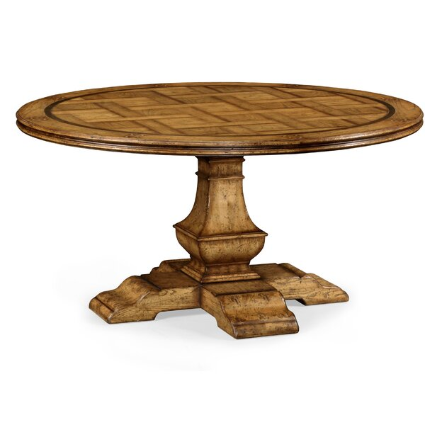 Sussex Country Solid Wood Dining Table by Jonathan Charles Fine Furniture Jonathan Charles Fine Furniture