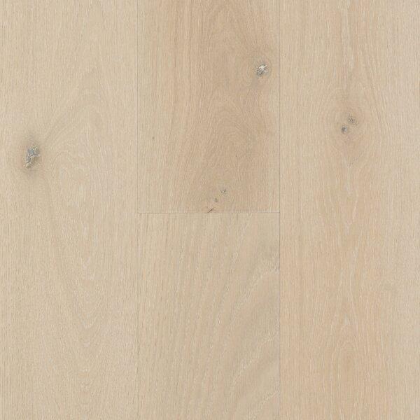 Coastal Allure 7 Engineered Oak Hardwood Flooring in White by Mohawk Flooring