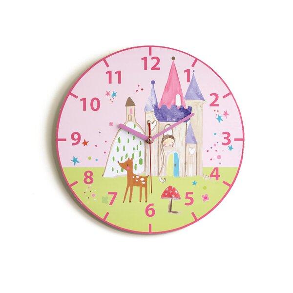 Princess 11.79 Wall Clock by Arthouse