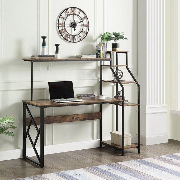 Chiles Desk with Hutch