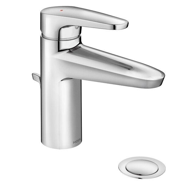 M-Dura Single Hole Standard Bathroom Faucet by Moen Moen