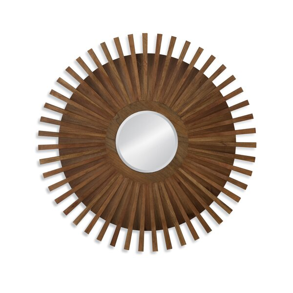 Sunburst Wall Mirror by Corrigan Studio