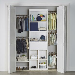 Gentil Grow With Me Closet System