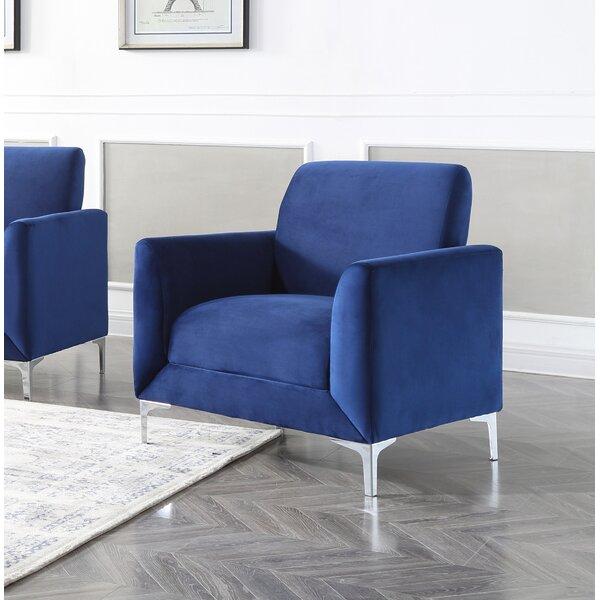 Brayson Armchair by Modern Rustic Interiors