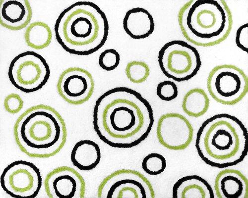 Spirodot Floor Rug by Sweet Jojo Designs