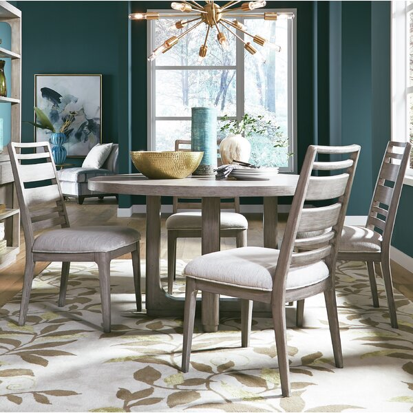 Pacifica 5 Piece Dining Set by Gracie Oaks