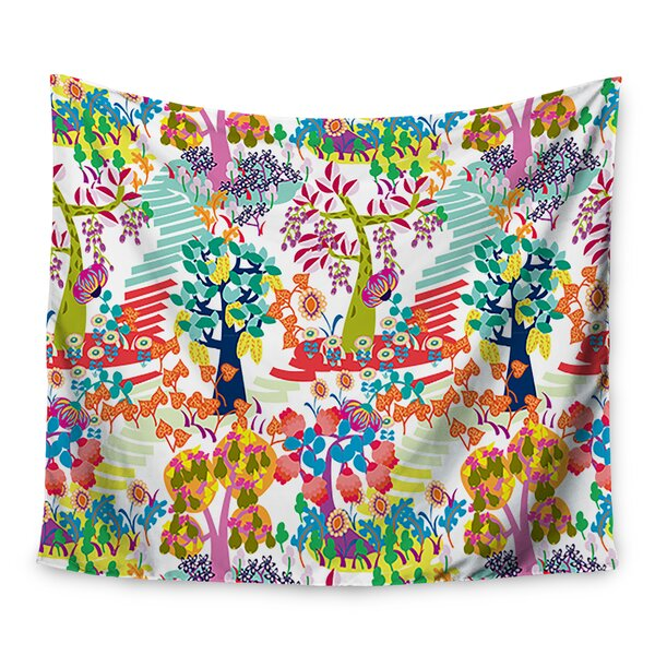 Fruit of the Earth by Agnes Schugardt Wall Tapestry by East Urban Home