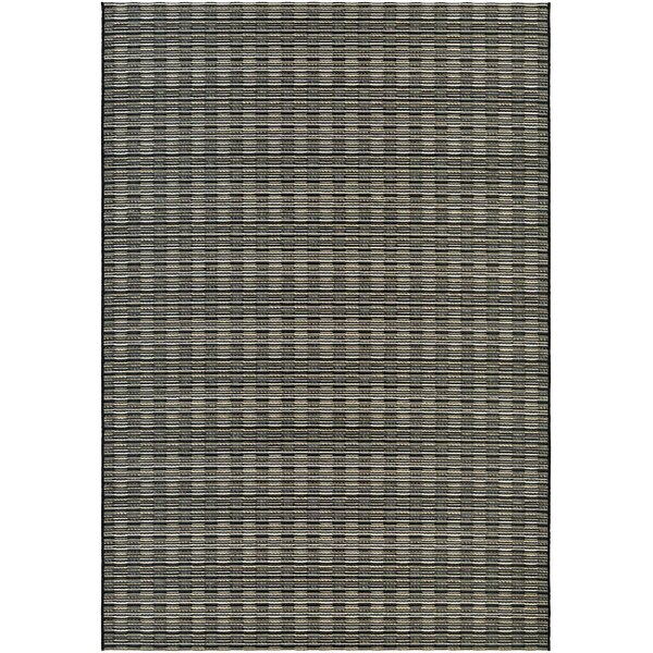 Napa Brown/Gray Indoor/Outdoor Area Rug by Trent Austin Design