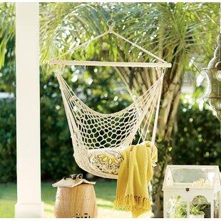 Superior Parker Woven Cotton Chair Hammock
