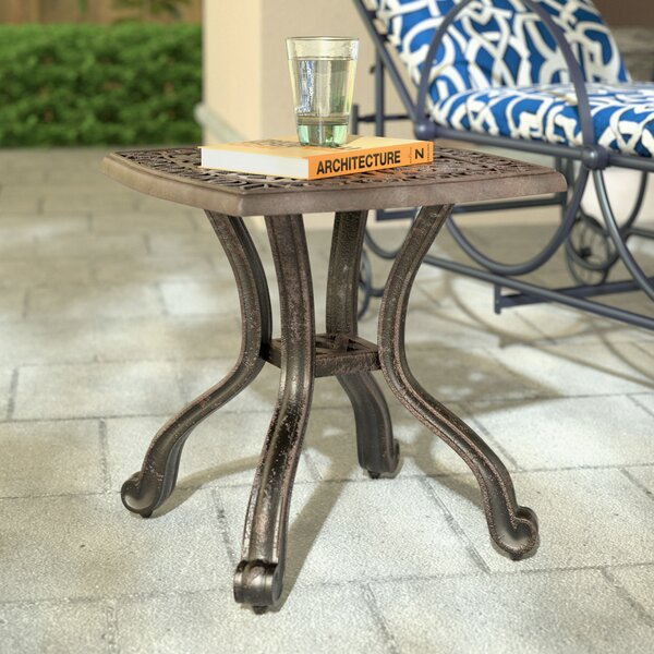 Lebanon Side Table by Three Posts