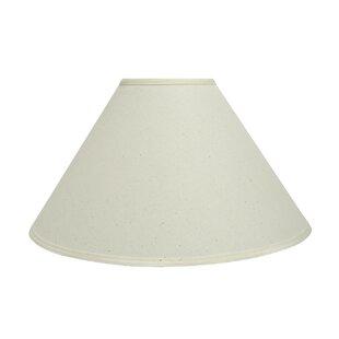 Compare & Buy Transitional Hardback 19 Fabric Empire Lamp Shade By Latitude Run