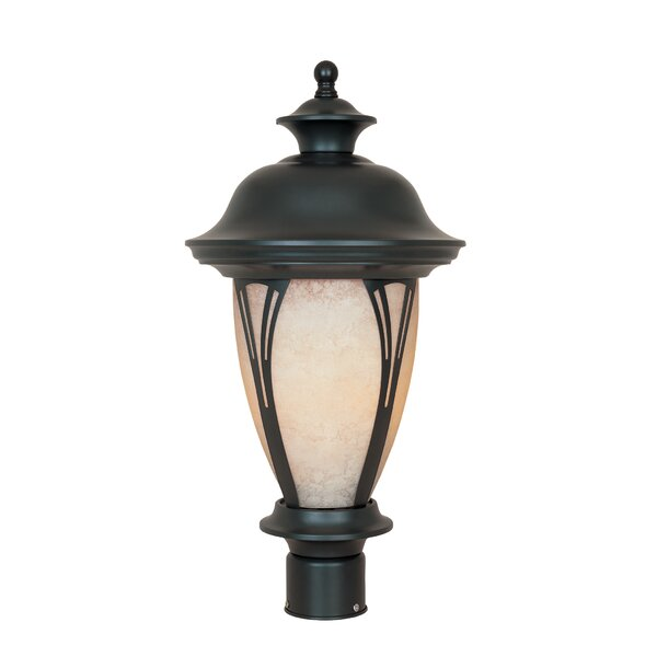 Kratzer 3-Light Lantern Head by Charlton Home