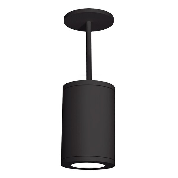 Tube Architectural 1-Light Cylinder Pendant by WAC Lighting