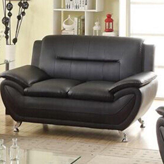 Brose Living Room Loveseat by Ebern Designs