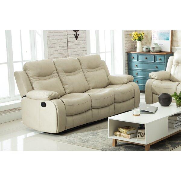 Cavanaugh Reclining Sofa by Red Barrel Studio