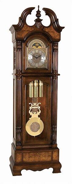 Traditional Kensington Grandfather Clock by Ridgeway Clocks