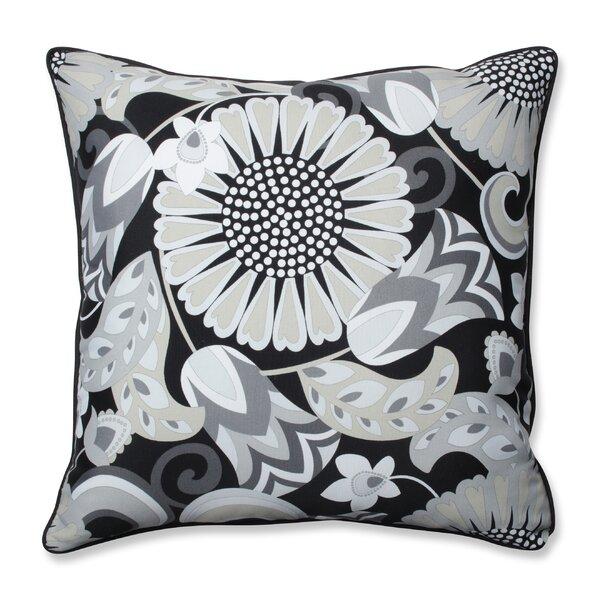 Sisneros Outdoor/Indoor Floor Pillow