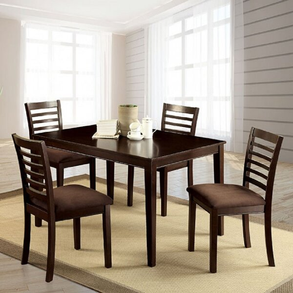 Caplinger 5 Piece Dining Set by Red Barrel Studio Red Barrel Studio