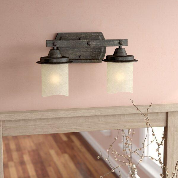 Leonie 2-Light Vanity Light by Laurel Foundry Modern Farmhouse