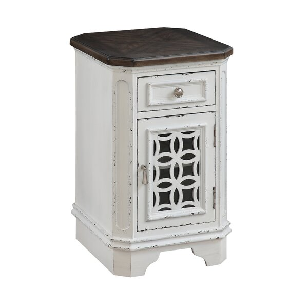 Quickep 1 Door Accent Cabinet by August Grove