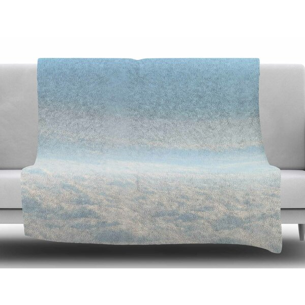 Softly by Chelsea Victoria Fleece Blanket by East Urban Home