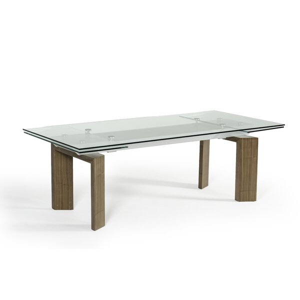 Nasim Extendable Dining Table by Brayden Studio