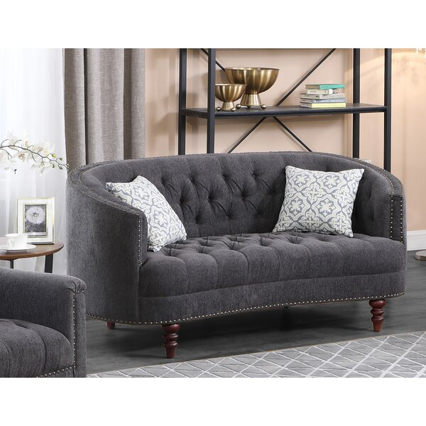 Murph Loveseat by Darby Home Co Darby Home Co
