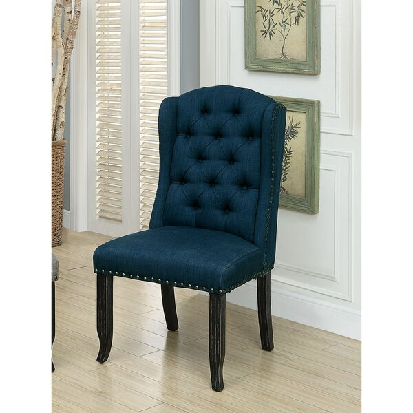 Tennessee Upholstered Dining Chair (Set of 2) by Darby Home Co