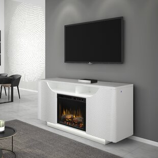 Great choice Ethan TV Stand for TVs up to 65 with Fireplace By Dimplex