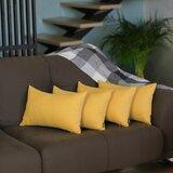 Cristian Lumbar Pillow Cover (Set of 4)