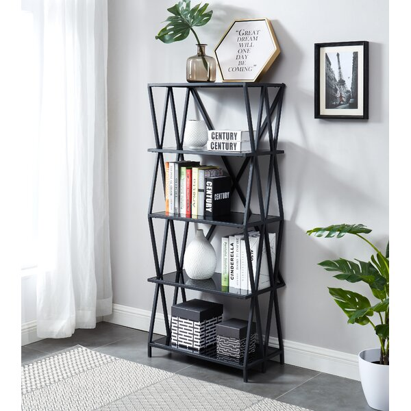 Vizcarrondo Etagere Bookcase By 17 Stories