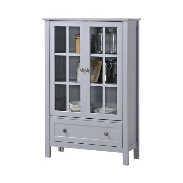 Valerie Tall Accent cabinet by Three Posts