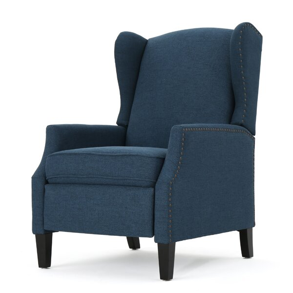 Lamontagne Wingback Recliner by Andover Mills