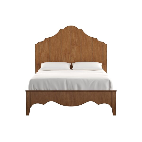 Betts Scalloped Storage Platform Bed by Three Posts
