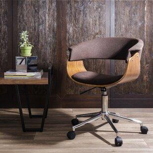 mid century office chair. Lincoln Mid-Century Modern Desk Chair Mid Century Office O