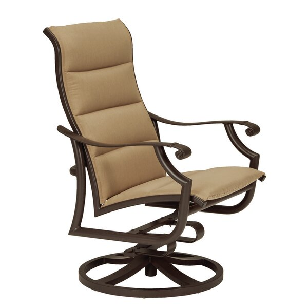 Montreux II Swivel Patio Dining Chair by Tropitone