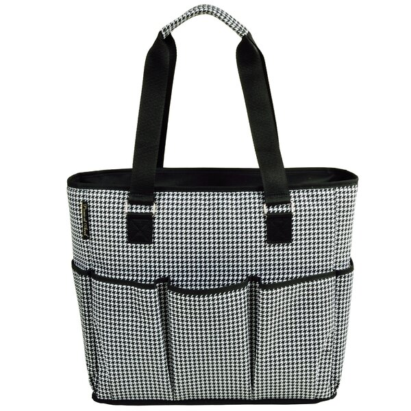 3 Can Large Insulated Multi Pocket Cooler by Picnic at Ascot