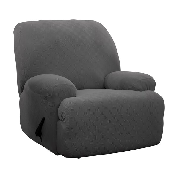 Jumbo T-Cushion Recliner Slipcover by Red Barrel S