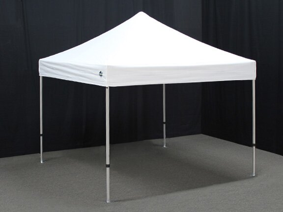 Goliath Tent 10 Ft. W x 10 Ft. D Aluminum Pop-Up Canopy by King Canopy
