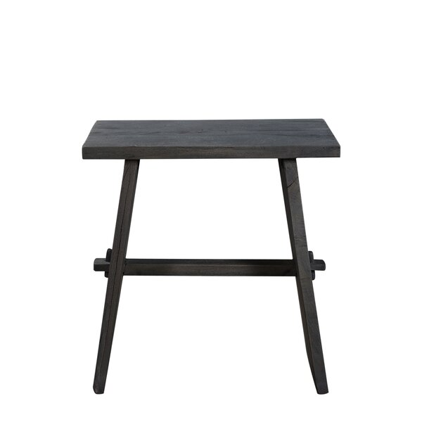 Polston Accent Stool by Bloomsbury Market