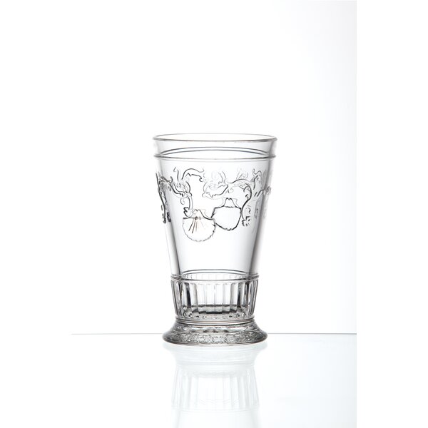 Versailles 12 oz. Crystal Cocktail Glass (Set of 6) by La Rochere