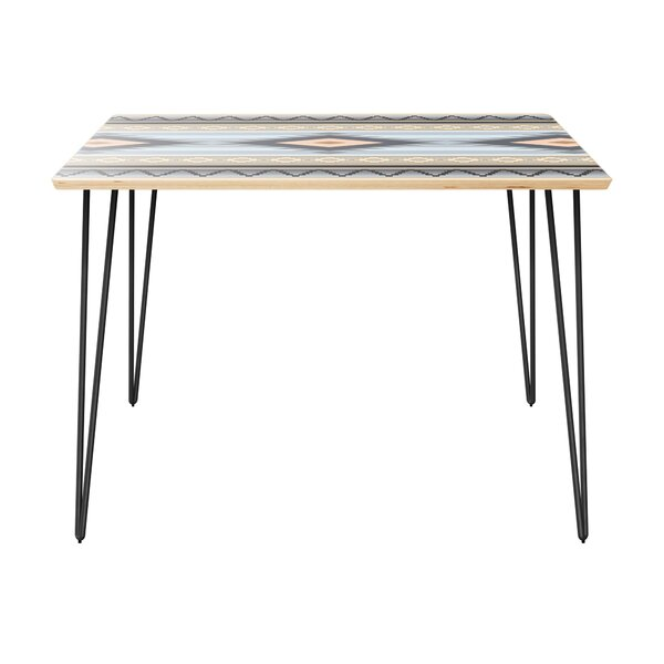 Best #1 Camargo Dining Table By Wrought Studio No Copoun